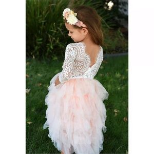 Other - Cute tulle & lace kids dress